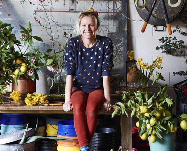Flowerona Links : With interviews, ranunculus & an orchard…