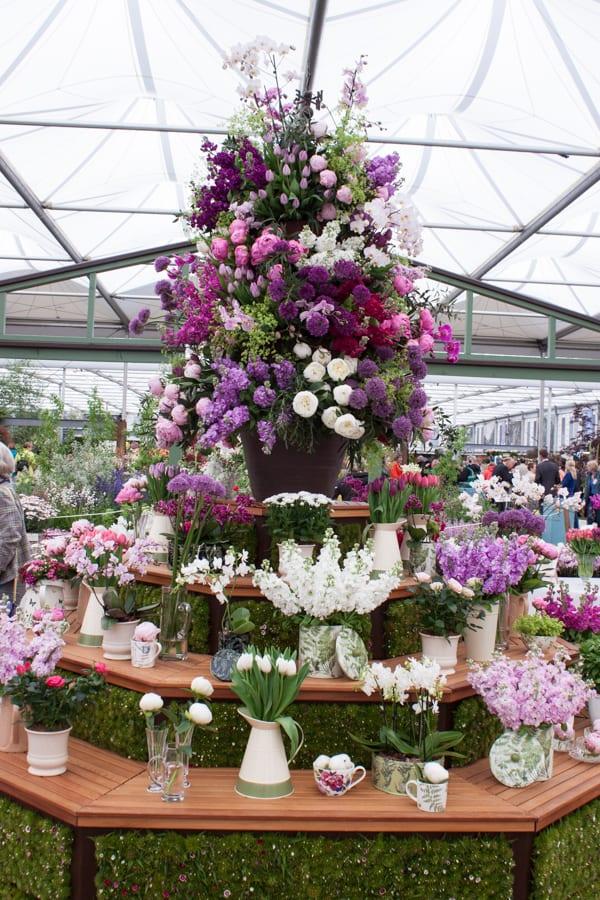 Marks & Spencer RHS Chelsea Flower Show 2015 Flowerona-1