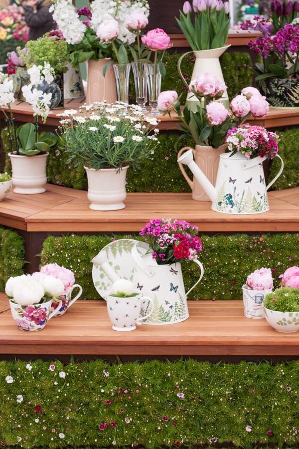 Marks & Spencer RHS Chelsea Flower Show 2015 Flowerona-14