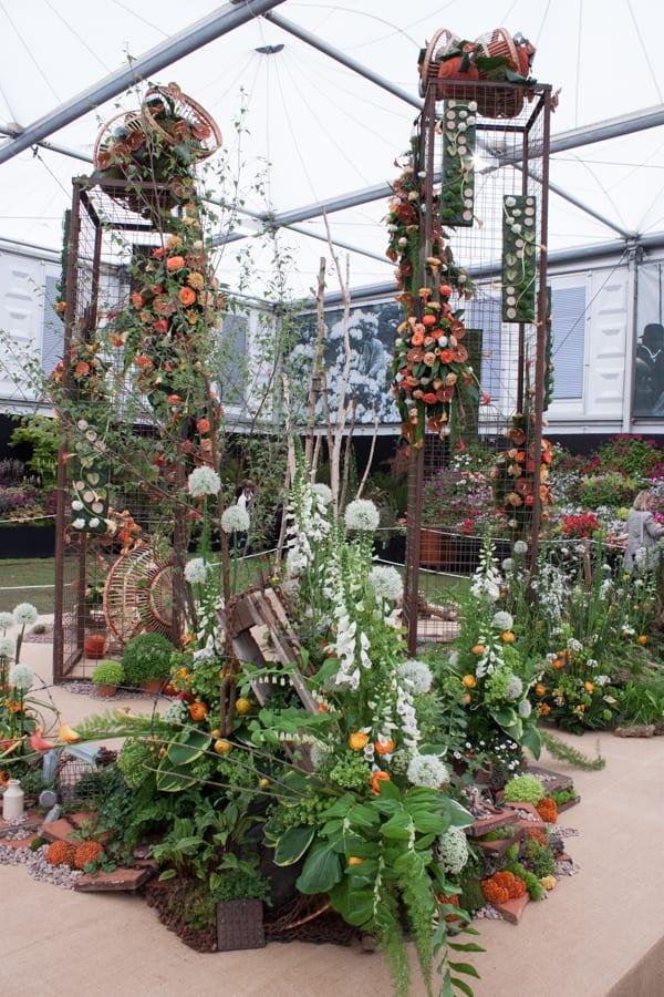 NAFAS Exhibit RHS Chelsea Flower Show 2015 Flowerona-1