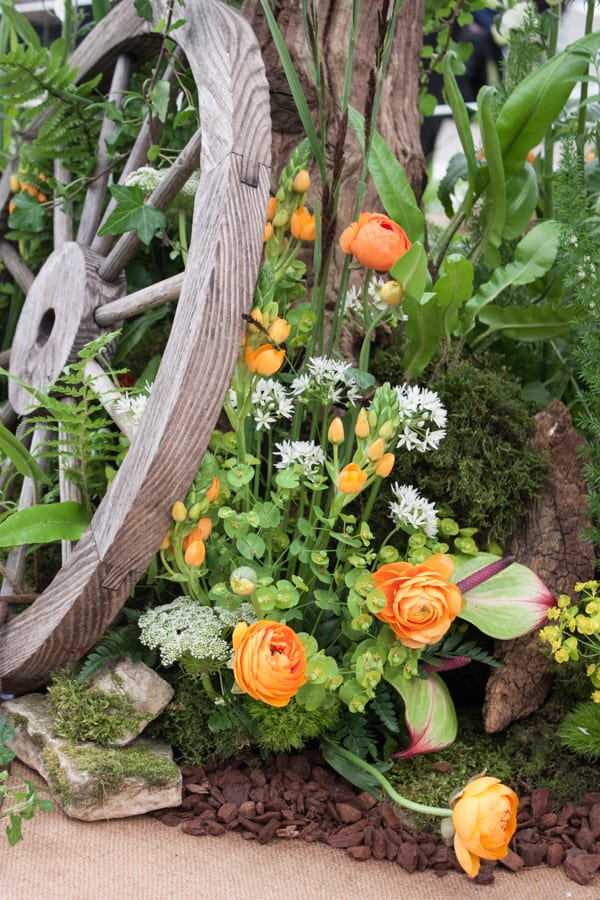 NAFAS Exhibit RHS Chelsea Flower Show 2015 Flowerona-6