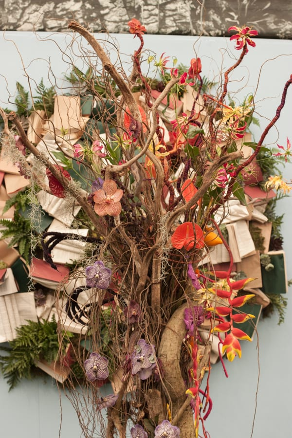 RHS Chelsea Florist of the Year 2015 Flowerona -2