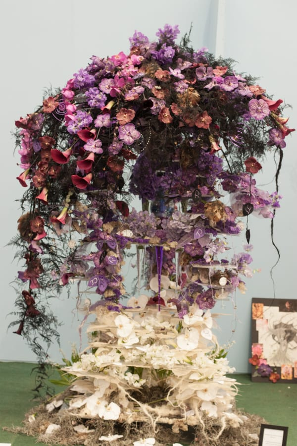 RHS Chelsea Florist of the Year 2015 Flowerona -8