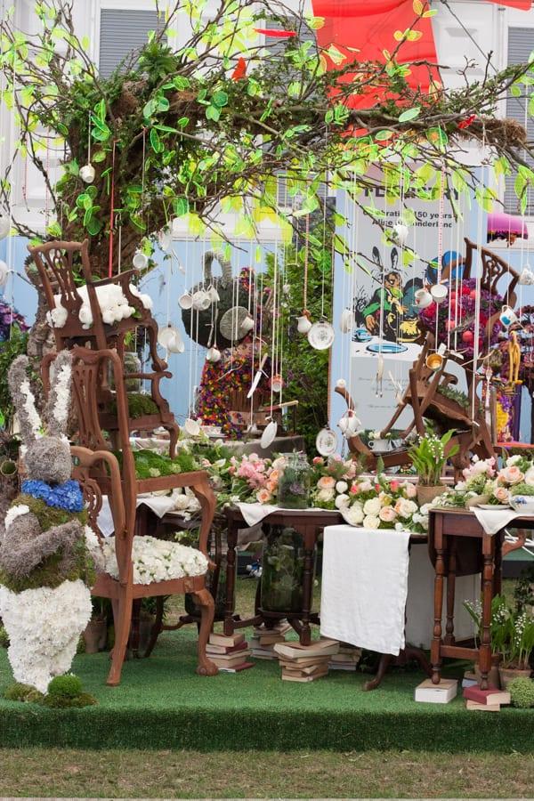 Simon Lycett RHS Chelsea Flower Show 2015 Rona Wheeldon Flowerona-2