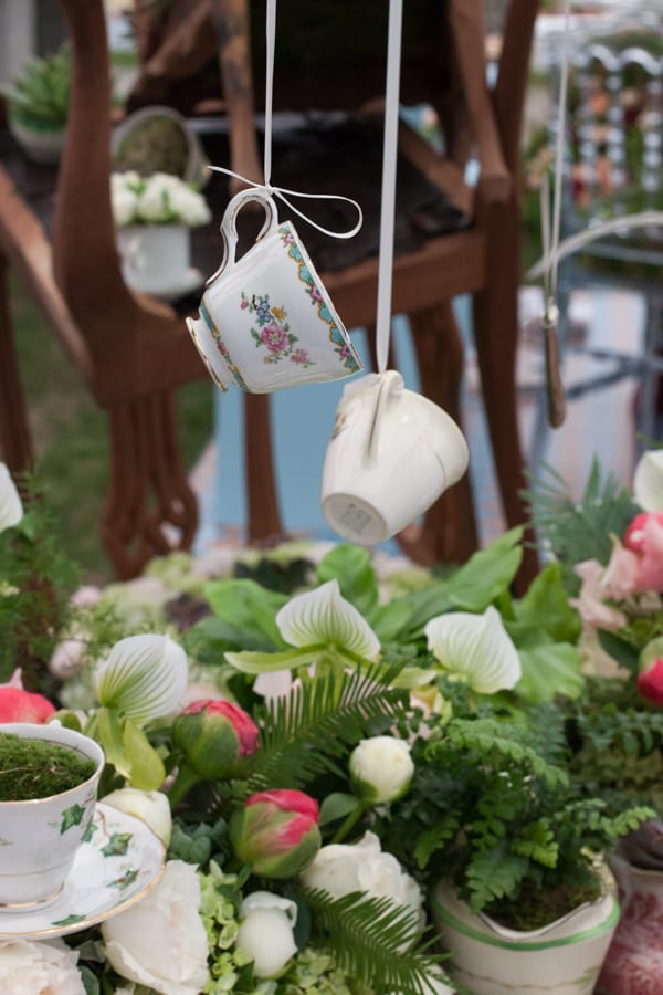 Rona Flower Baskets : Rhs chelsea flower show mad hatter s tea party