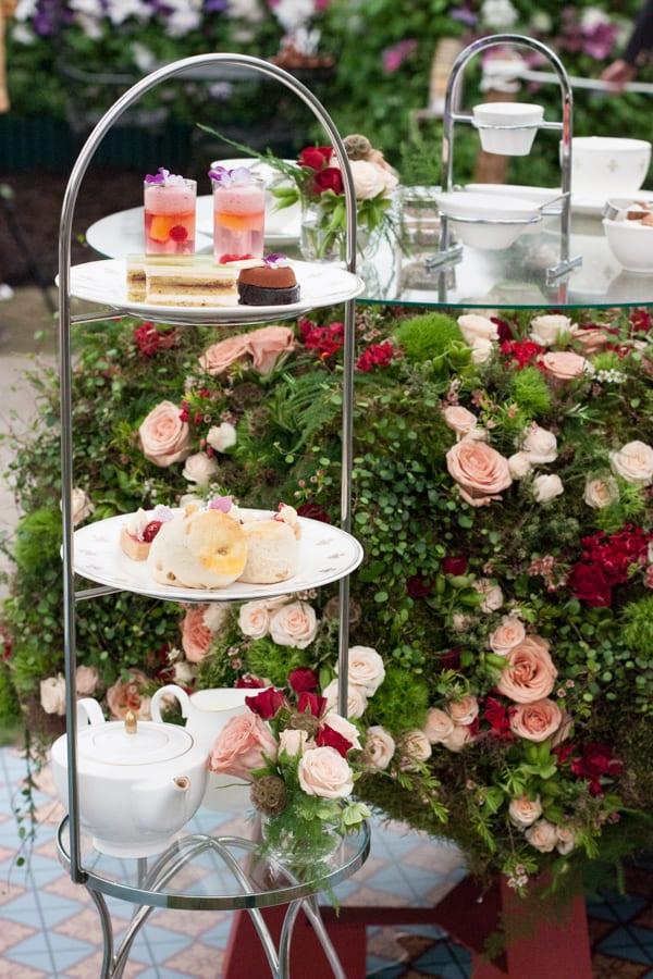 St Pancras Renaissance Hotel Indoor Garden Design RHS Chelsea Flower Show 2015 Flowerona-4