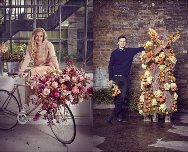 Flowerona Links : With the hippest florists, blooms & a fringe…