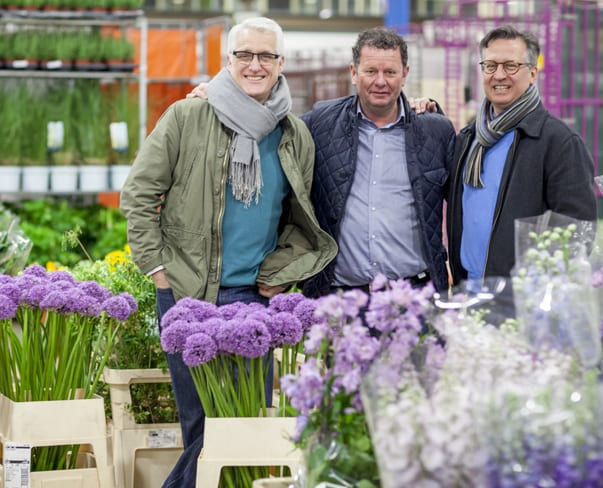 British Flowers Week 2015 – Interview with Mark Welford & Stephen Wicks of Bloomsbury Flowers