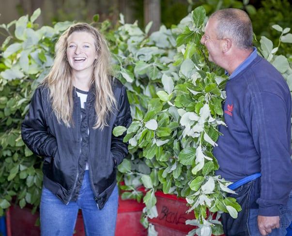 British Flowers Week 2015 – Interview with Hattie Fox of That Flower Shop