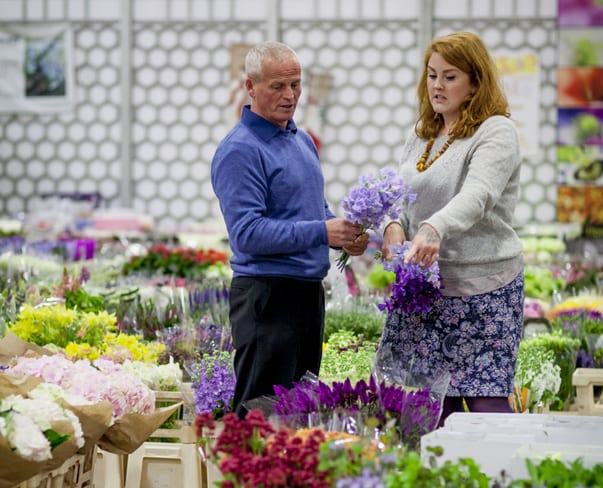 British Flowers Week 2015 – Interview with Jay Archer