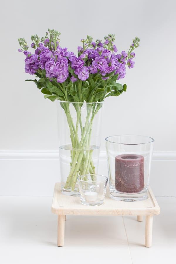 LSA International Stilt Collection Rona Wheeldon Flowerona-9