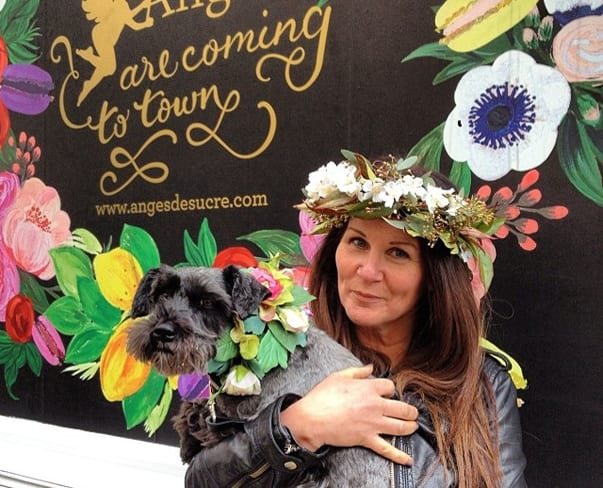 Florist Friday : Interview with Liz Inigo Jones of Blue Sky Flowers