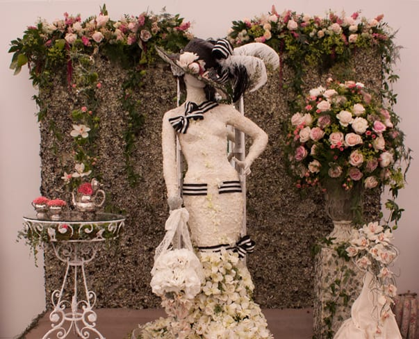 RHS Hampton Court Palace Flower Show 2015 – Floristry College of the Year