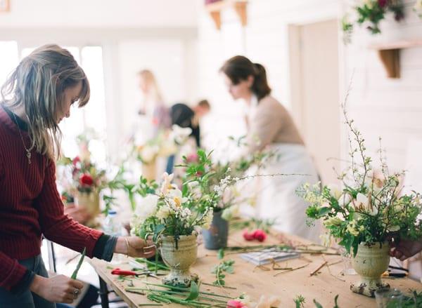 Taylor-&-Porter-Photography-The-Garden-Gate-Flower-Company-Workshop-Flowerona-9