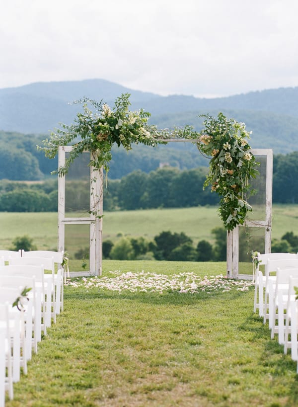 Floral Arch Style-Me-Pretty-Photography-Josh-Gruetzmacher-Photography-Floral-Design-Southern-Blooms-By-Pat's-Floral-Designs
