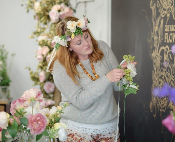 Florist Friday : The New Jay Archer Floral Design Flower School