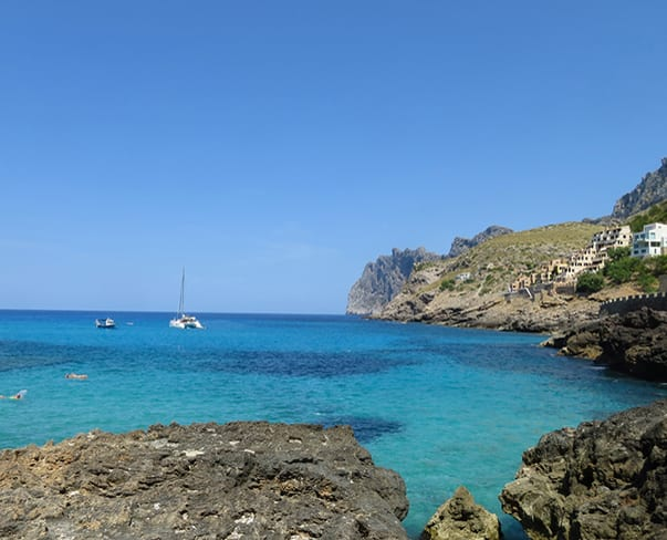 Escaping to Mallorca…and pressing the reset button