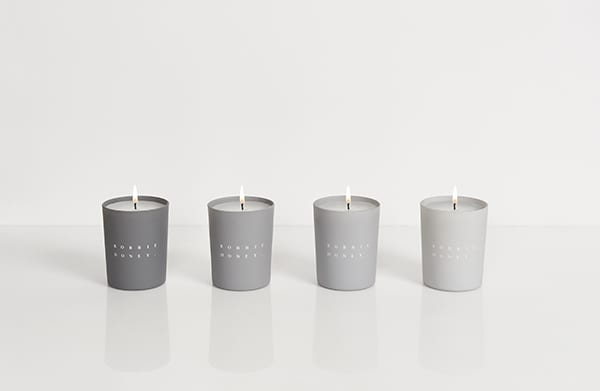 Robbie Honey Candles Flowerona 2