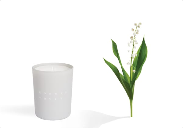 Robbie Honey Candles Flowerona 4