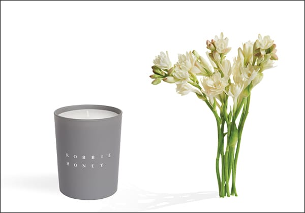 Robbie Honey Candles Flowerona 7