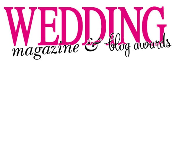 Wedding Magazine Blog Awards…Flowerona has been short-listed for two Awards!