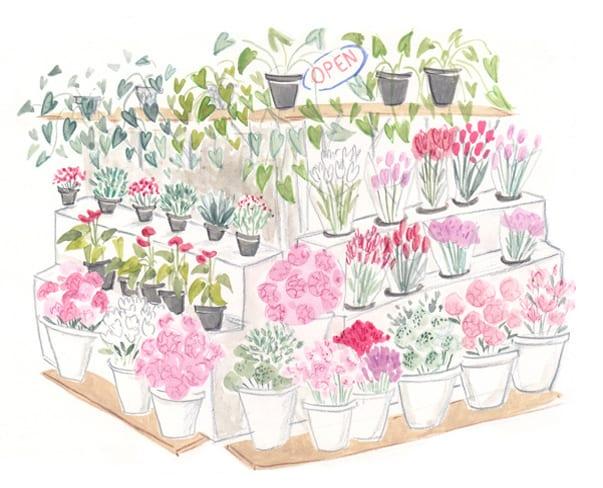 Florist Friday : 12 Florist shops to visit in London