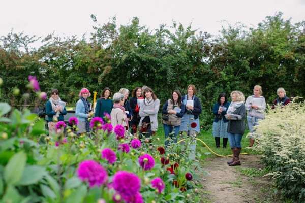 Wedding Flowers Intensive Course - Green and Gorgeous & The Garden ...