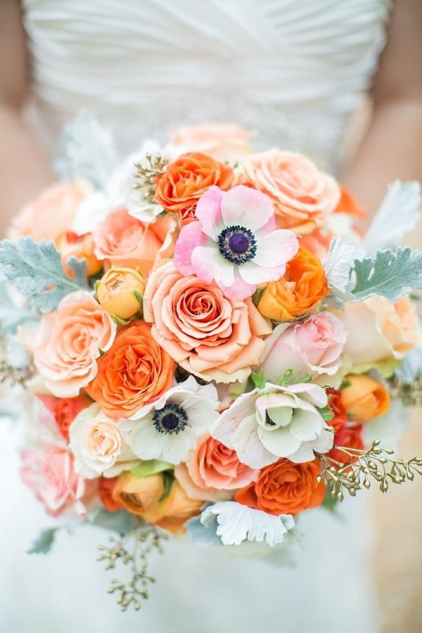 Style Me Pretty Sharon Nicole Photography Cherry Lane Floral