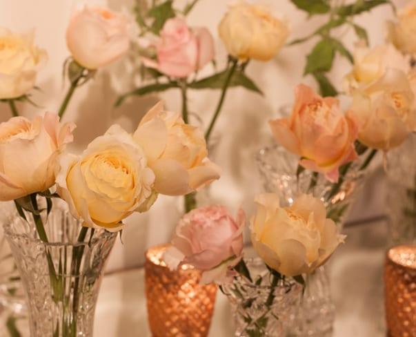 Wedding Wednesday : Grandirosa Floral Design Studio at Brides The Show – October 2015