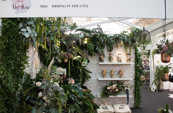 Hiding in the City Brides The Show 2015 Flowerona-15