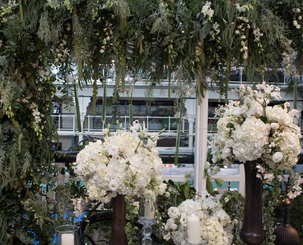 Wedding Wednesday : Mary Jane Vaughan at Brides The Show – October 2015