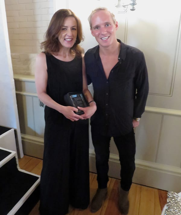 Rona Wheeldon Flowerona Wedding Blog Awards 2015 Jamie Laing