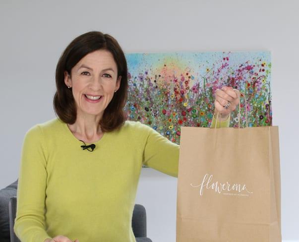 Social Media for Florists Workshop : London, 20th October 2015 : Part 2 – The Goody Bag