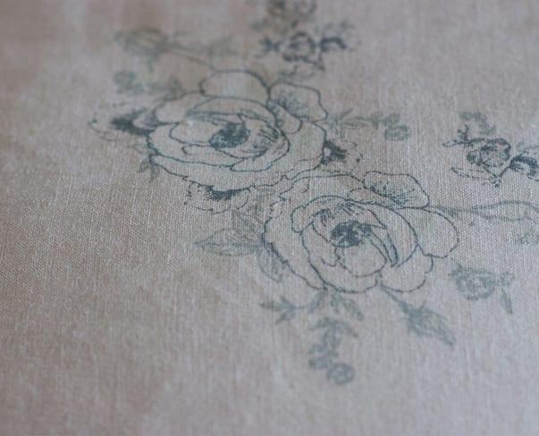 Stunning Vintage Floral Linen Bed Linen by Soak&Sleep…