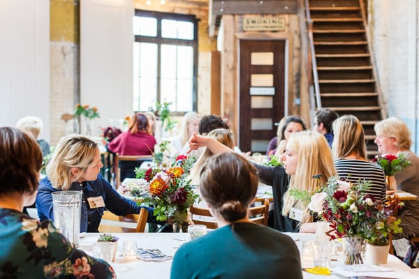 Social Media for Florists Workshop London October 2015 Flowerona-36