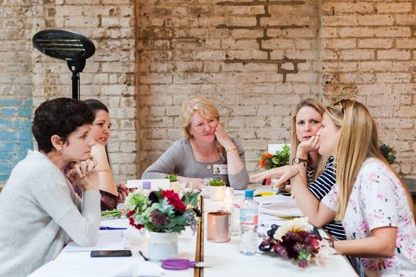 Social Media for Florists Workshop London October 2015 Flowerona-41