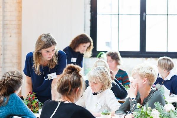 Social Media for Florists Workshop London October 2015 Flowerona-43