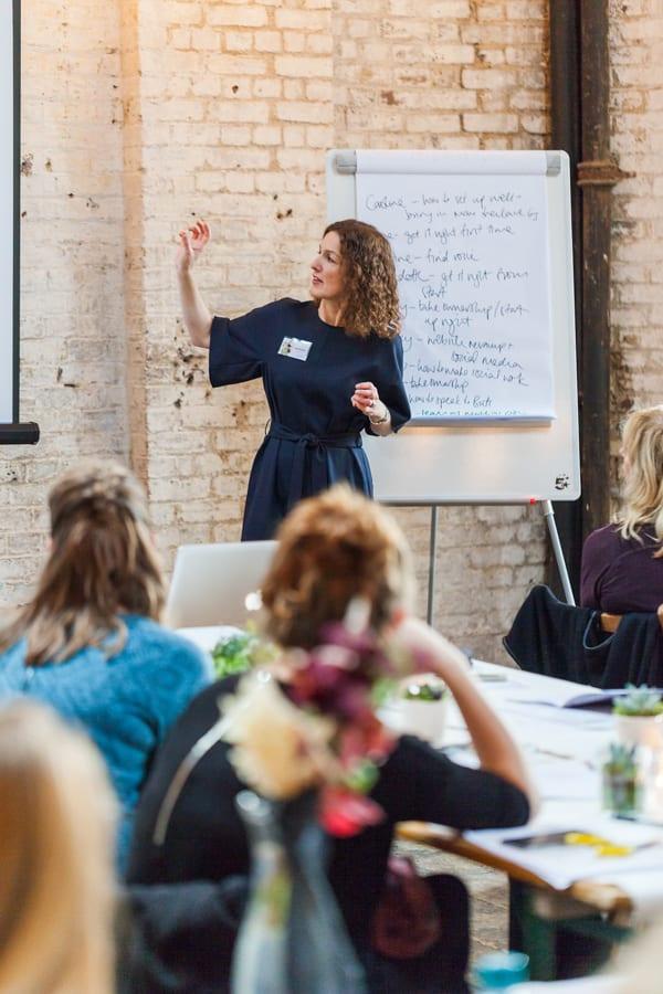 Social Media for Florists Workshop London October 2015 Flowerona-61