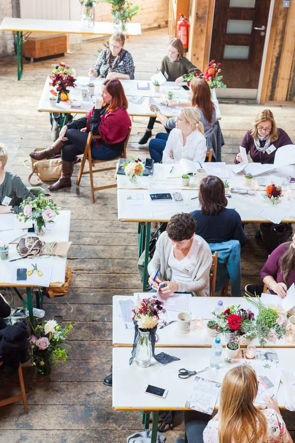 Social Media for Florists Workshop London October 2015 Flowerona-67