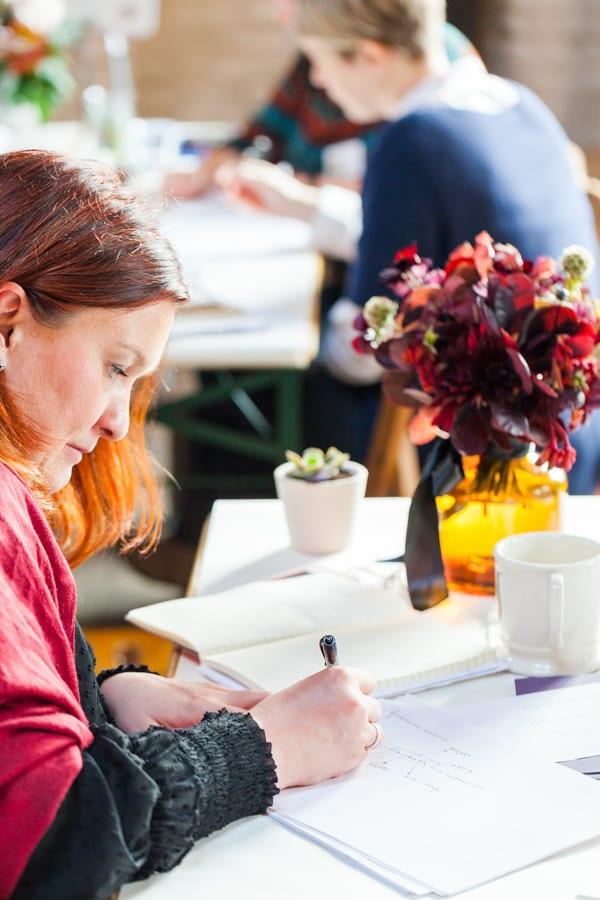 Social Media for Florists Workshop London October 2015 Flowerona-74