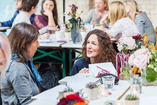 Social Media for Florists Workshop London October 2015 Flowerona-77