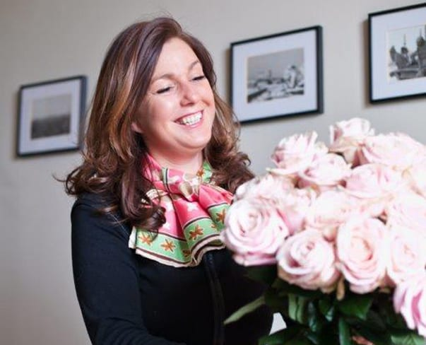 Florist Friday : Interview with Estelle Preston of Estelle Preston Flowers