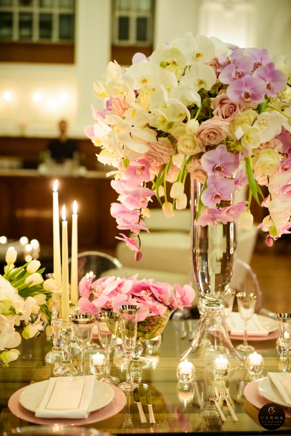 Karen Tran Wedding Flowers Book Launch London Flowerona-10