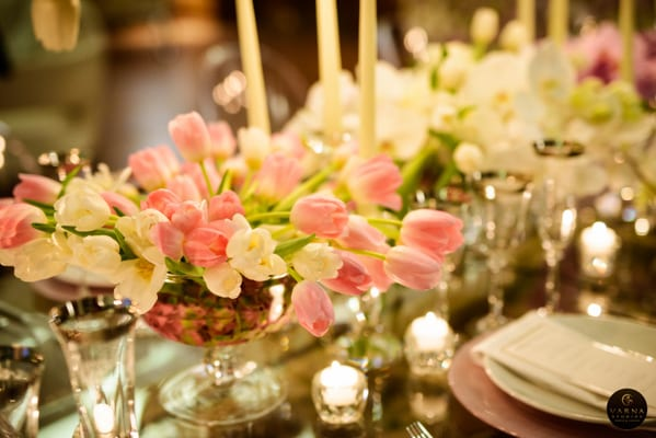 Karen Tran Wedding Flowers Book Launch London Flowerona-40