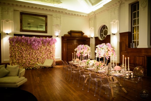 Karen Tran Wedding Flowers Book Launch London Flowerona-8