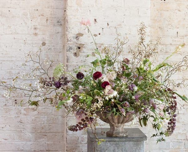 Florist Friday : Inaugural Chapel Designers Conference in London – April 2015