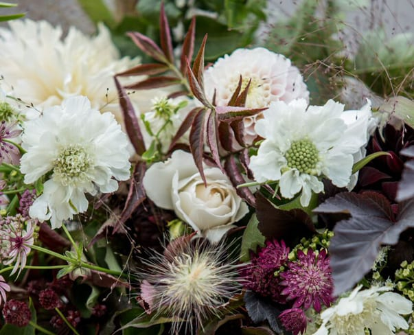 Wedding Flowers Intensive Course – Green and Gorgeous & The Garden Gate Flower Company : September 2015