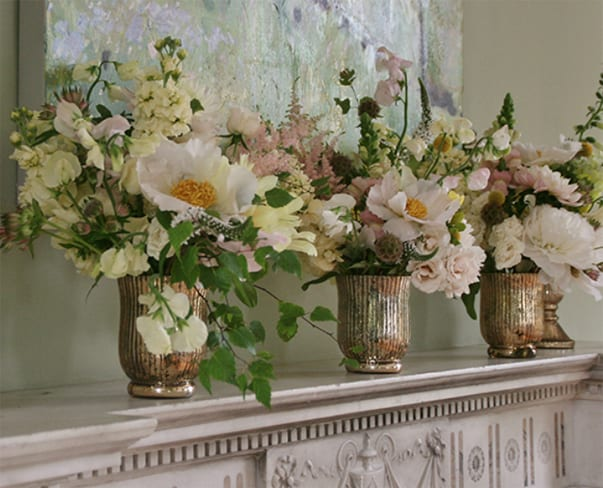 New Wedding Floristry Career Course at the Jay Archer Floral Design Flower School