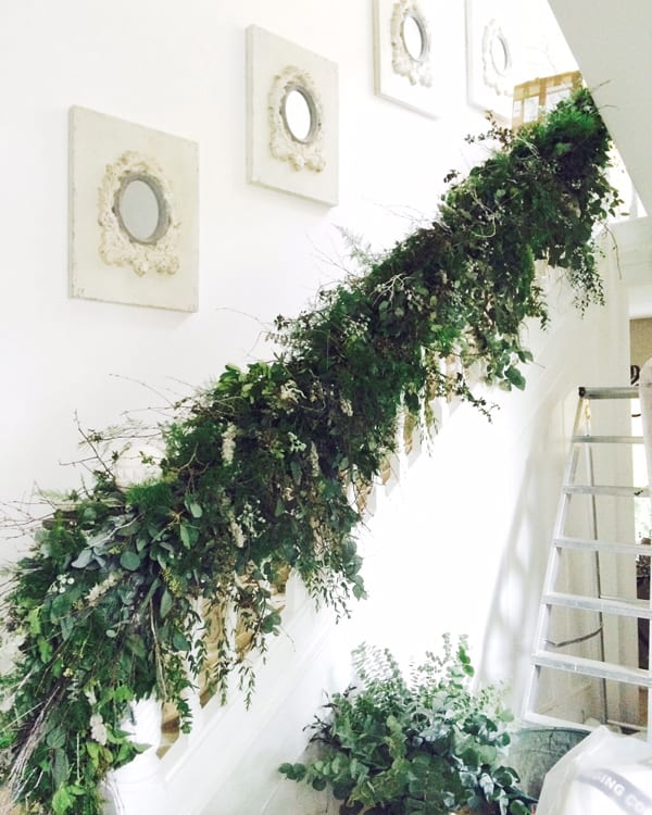 Philippa-Craddock-Behind-The-Scenes-Foliage-Garland-1
