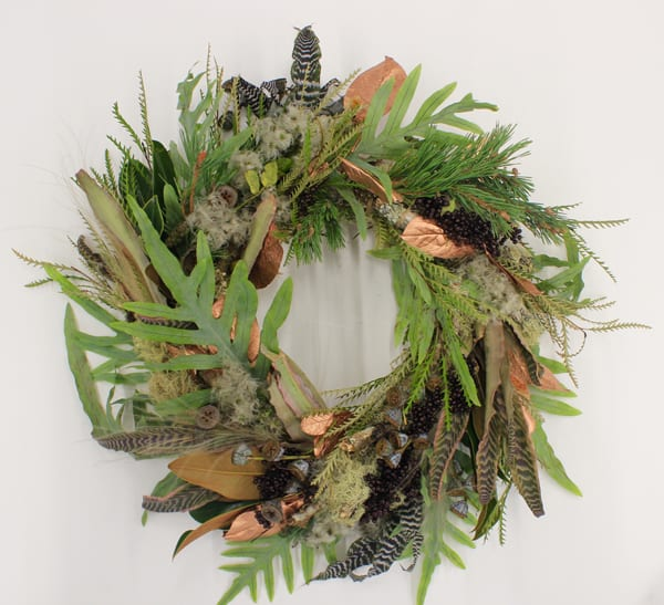 Rebel-Rebel-Eye-of-the-Tiger-Christmas-Wreath